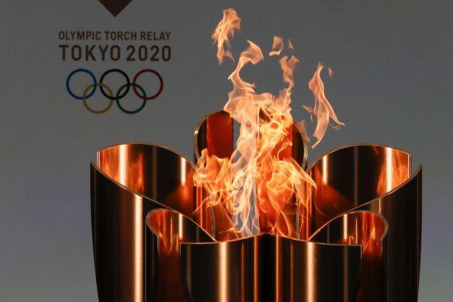 La antorcha y el fuego sagrado de los Juegos recorre Japón desde marzo