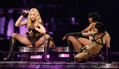 Una provocadora y sexy Madonna presentó el primer show de su nueva gira