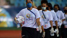 Conmebol: baja tasa de contagios de coronavirus en la Copa América