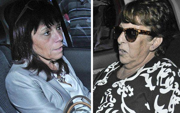 Las dos caras. La jueza Palmaghini y la fiscal Fein