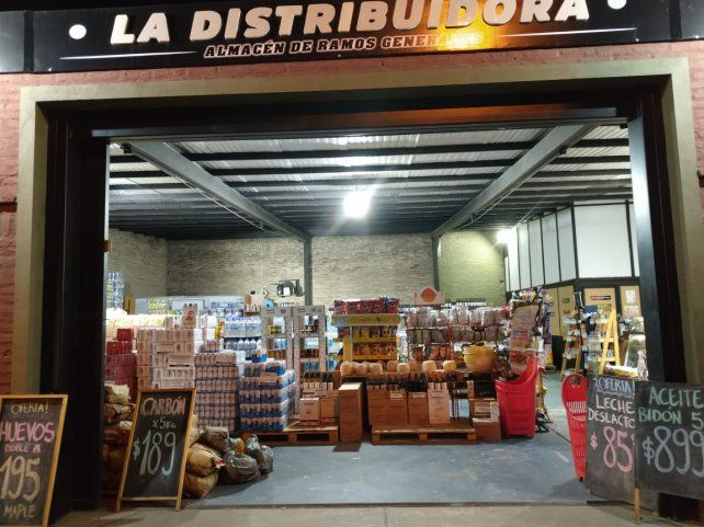 La Distribuidora
