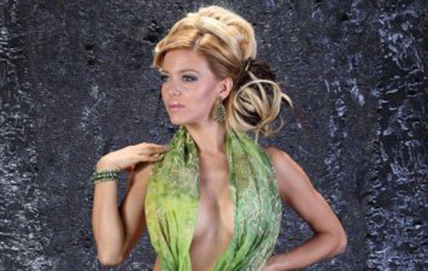 Eva  fue elegida por la firma italiana Marfil para ser la cara de su última colección.