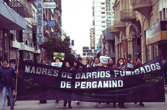 La organización social en la ciudad fue una de las claves para que los reclamos resuenen en la Justicia.