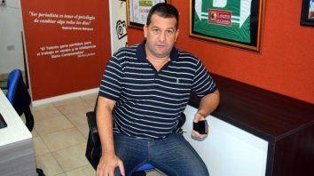 El presidente de Sportivo Belgrano de San Francisco, Pablo Esser, fue detenido el miércoles sospechado de liderar una banda que vendía drogas y lavaba dinero