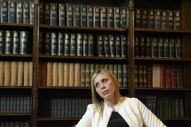 La senadora nacional por Santa Fe cuestionó al expresidente Macri.