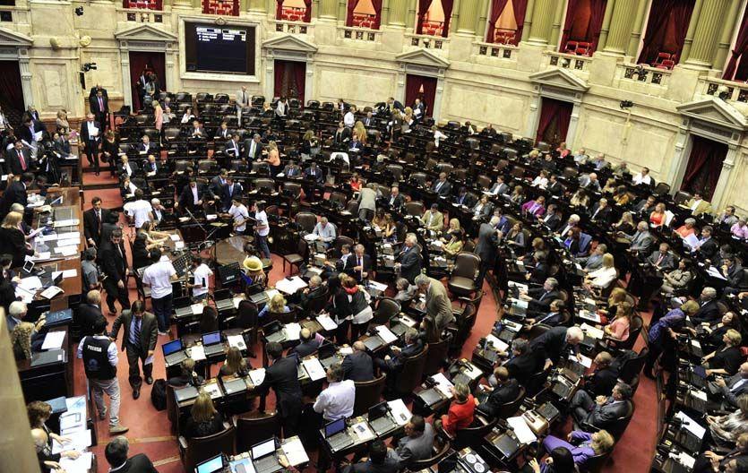 Caja de resonancia. La conformación de la Cámara baja es clave para las políticas que propone el kirchnerismo.