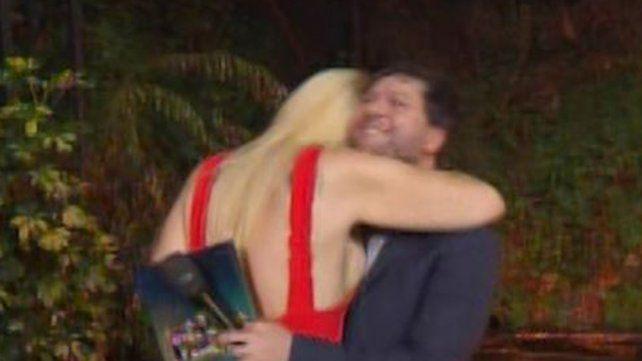 Una participante sedujo a Guido Kaczka y lo piropeó en vivo