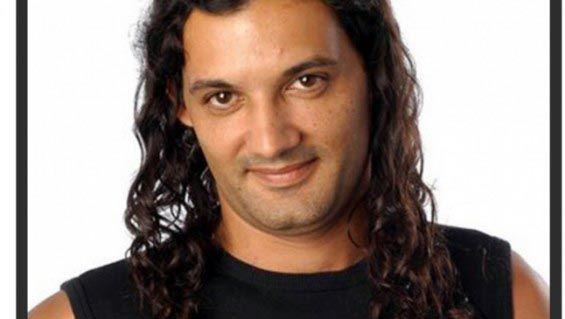 Violento. Diego Leonardi es acusado de maltratar a su pareja.