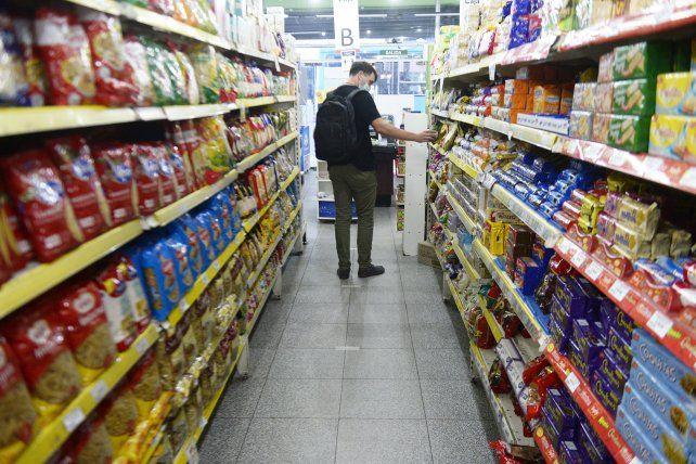 La inflación de agosto fue la más baja desde el mismo mes del año pasado.