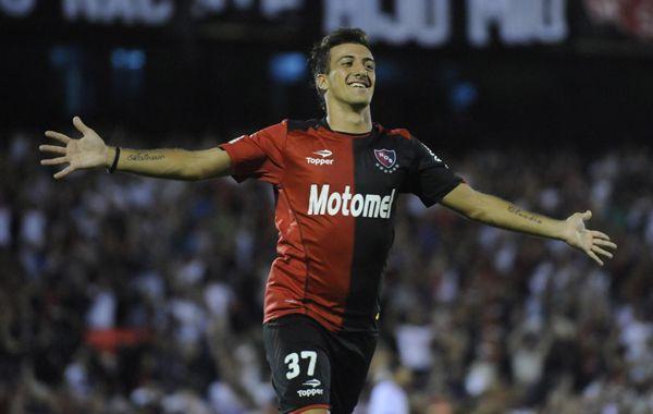 Los goles de Maxi Urruti en la mira de un club mexicano y varios argentinos