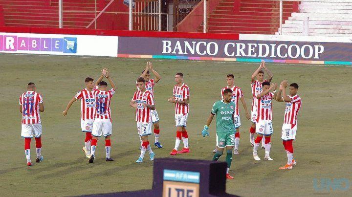 Unión tiene una propuesta de jugar al golpe por golpe y los números así lo marcan, convirtió 24 goles por el torneo local y le anotaron 24.
