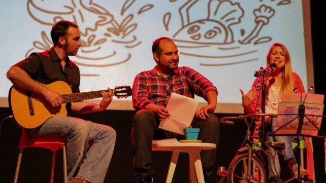El escenario elegido para la puesta del espectáculo es el Teatro Ideal de Venado Tuerto.