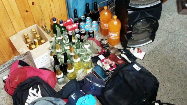 Desbaratan una fiesta clandestina en Villa Gobernador Gálvez