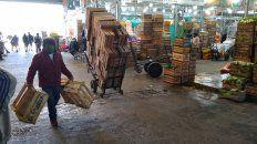 El mercado de productores de 27 de Febrero y San Nicolás era el centro de operaciones del grupo de prestamistas.