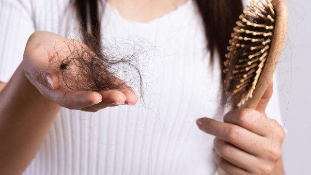 La caída del cabello
