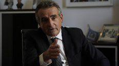 """Rossi sostuvo que el gobierno nacional tuvo """"una muy buena performance"""" ante la crisis."""