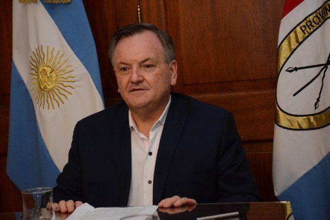 El senador santafesino Felipe Michlig.