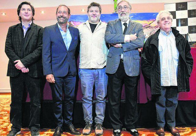 Gastón Duprat y su primer filme en solitario