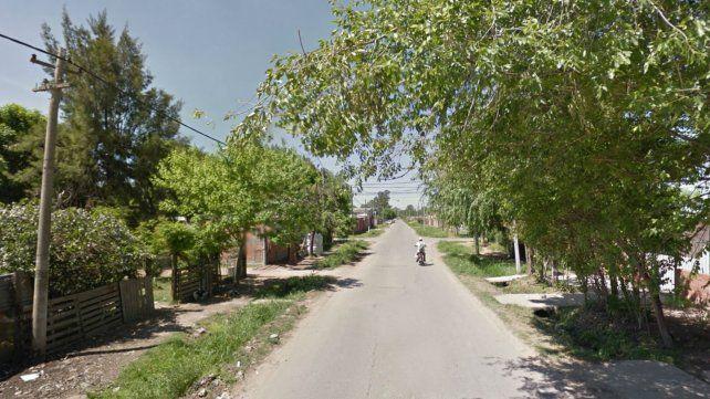 Balearon el frente de una casa donde vive un adolescente detenido por un crimen