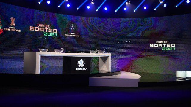 Copa Sudamericana: lo que hay que saber del sorteo en el que estarán Central y Newells