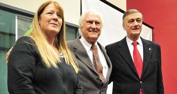 Pino Solanas dijo que la candidatura de Binner se confirmará el sábado en el congreso socialista