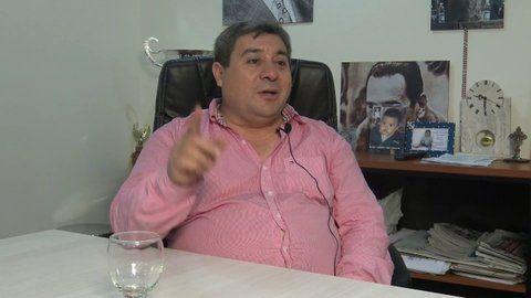 yo no fui. Marcelo Pipi Andrada dijo no haber participado del hecho.