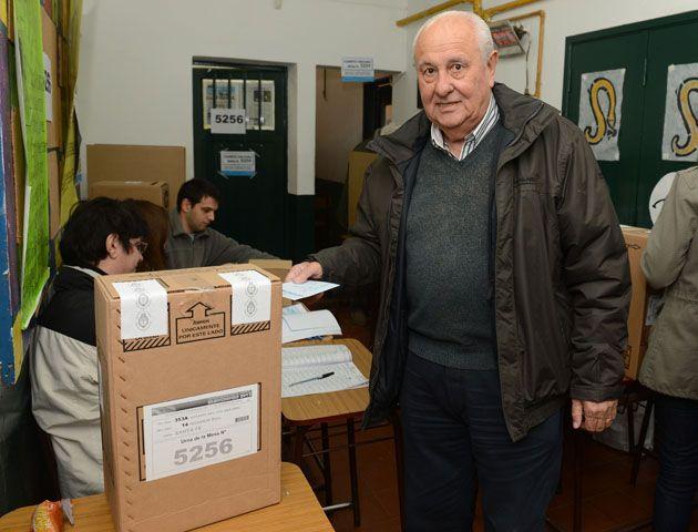 Cavallero: El 75 por ciento  de los rosarinos votó a los candidatos de la oposición