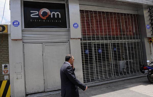 El crimen de Serra ocurrió en el estacionamiento contiguo al boliche Zoom