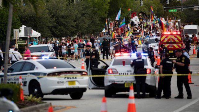 Chocó con una camioneta a manifestantes de una marcha del Orgullo LGBTQ: un muerto