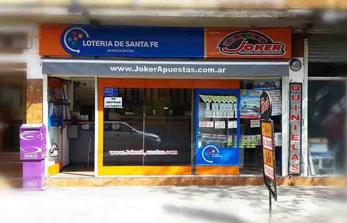 La agencia donde se jugó la boleta ganadora del Siempre Sale.