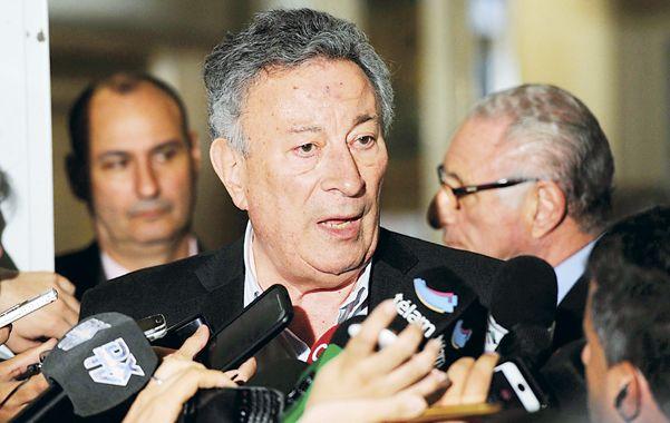 Segura descartó dejar la presidencia de AFA.