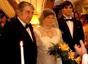 ¿La viuda de Sandro hizo magia negra para casarse con él—