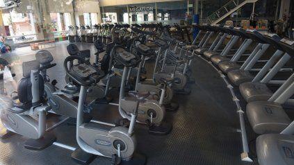 Los gimnasios conforman un sector muy golpeado por las restricciones que impone la pandemia de coronavirus.