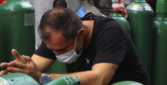 La siderurgia Gerdau de Pérez y también las empresas de línea blanca Briket y Electrolux vieron resentida su producción ante la merma del suministro mensual de oxígeno.