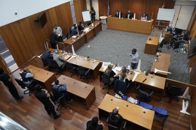 El juicio oral comenzó el pasado 8 de marzo.