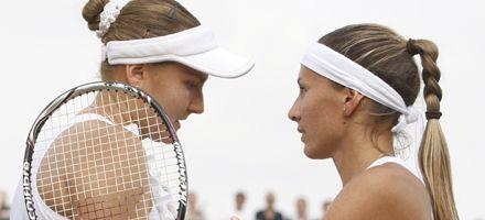 El sueño de Dulko terminó en Wimbledon ante la rusa Petrova