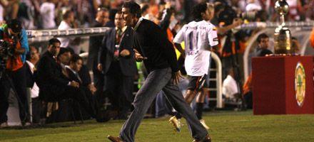 El Patón Bauza, el tercer mejor técnico de clubes del mundo