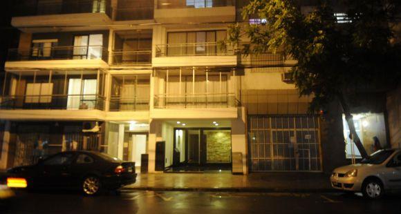 Allanaron el edificio donde estaba Teletubi y secuestraron cocaína y una escopeta