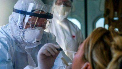 Los contagios de coronavirus siguen en una meseta. (Foto de archivo)