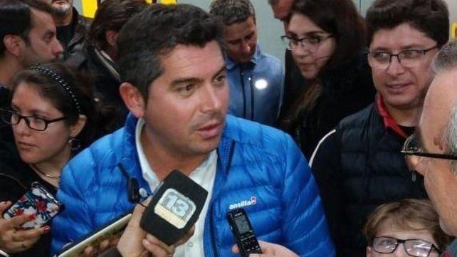 Diputado Marcelo Orrego