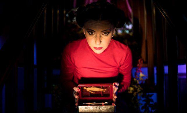 Onírica fue seleccionada en una convocatoria del Instituto Nacional de Teatro para actividades performáticas en entornos virtuales.