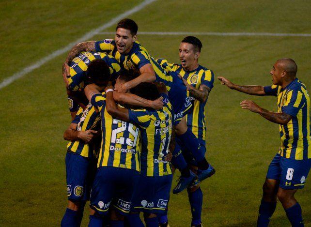 Central alcanzó un gran rendimiento y obtuvo un triunfo clave en la Sudamericana
