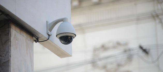 Las imágenes que toman las cámaras de seguridad podrán ser vistas en tiempo real por la policía.