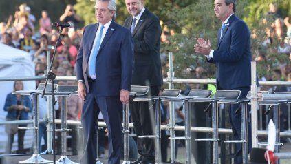 En su visita a Rosario, el presidente Alberto Fernández estará acompañado por el gobernador Omar Perotti y el intendente Pablo Javkin.