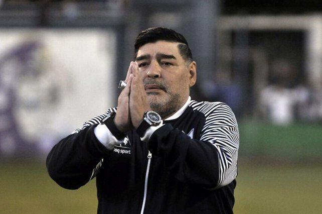 Revelan cuánto dinero gastó Maradona en los últimos seis años