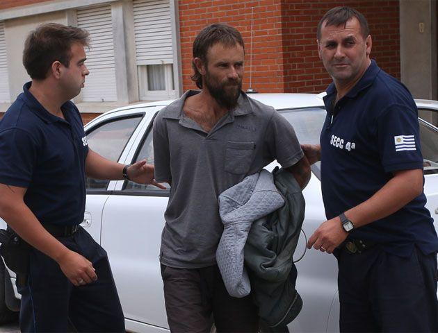 El pescador fue finalmente liberado ayer  Foto: (Gentileza LaNacion.com.ar)