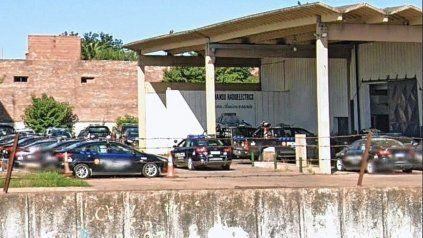 Un taller mecánico del subjefe de Policía, la pista de una causa por fraude al Estado santafesino