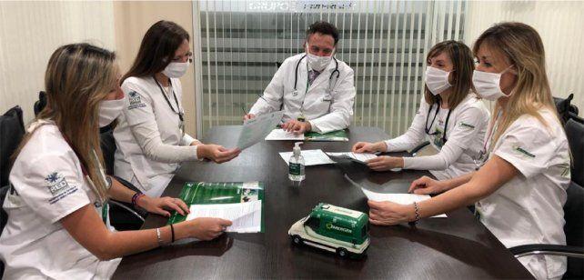 EMERGER Alerta sobre el riesgo en personas con patologías de base