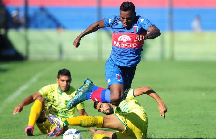 El vencedor se ubicó en la segunda posición mientras que Tigre sigue sin ganar en el torneo.