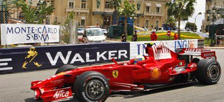 F-1: Massa hizo la pole position para el GP de Mónaco